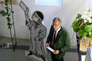 Herrand-Ausstellung_Hofmeister Werenfried_Foto Martina Roscher_Kulturpark Hengist_honorarfrei
